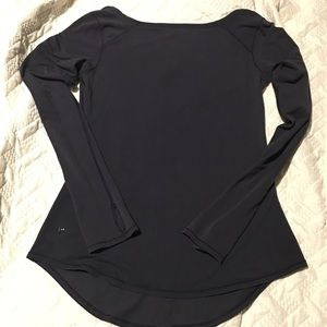 VINTAGE lululemon long sleeve top